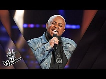 Chris Alain – Remedy | The voice of Holland | The Blind Auditions | Seizoen 8