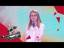 Lilianna Karchikyan sings 'Respect' - Blind Auditions - The Voice of Armenia - Season 4