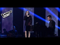 Rebekka Blöndal - Call Your Girlfriend | The Voice Iceland 2015 | PHASE