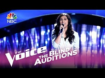 The Voice 2017 Blind Audition - Hannah Mrozak: