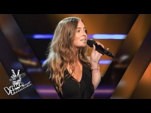 Silke van de Klundert - Dreamer | The voice of Holland | The Blind Auditions | Seizoen 8