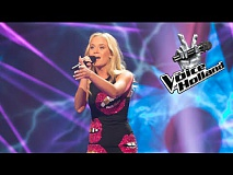 Zara Larsson – Never Forget You (The voice of Holland 2016 | Liveshow 4)