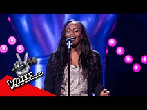 Adele zingt 'Don't You Worry Child' | Blind Audition | The Voice van Vlaanderen | VTM
