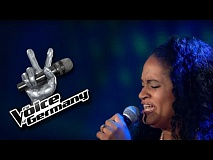 If I Ain´t Got You - Alicia Keys | Jayla Brown Cover | The Voice of Germany 2016 | Blind Audition