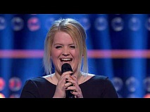 Jorunn Undheim - All I Ask (The Voice Norge 2017)