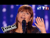 Patrizia Grillo - « Qui me dira » (Nicole Croisille) | The Voice France 2017 | Blind Audition