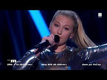Malin Joneid Ellefsen - Don't Kill My Vibe (The Voice Norge 2017)