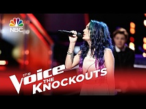The Voice 2015 Knockout - Ellie Lawrence: