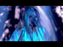 "Magdalena Janicka - ""Frozen"" - Live 1 - The Voice of Poland 8"