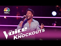 The Voice 2017 Knockout - Mitchell Lee: