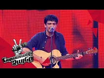 Henrikh Ohanyan sings 'Relax My Beloved' - Blind Auditions - The Voice of Armenia - Season 4