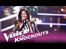 The Voice 2017 Knockout - Keisha Renee: