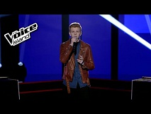 Aron Brink - Stiches | The Voice Iceland 2015 | Live Performance