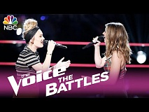 The Voice 2017 Battle - Addison Agen vs. Karli Webster: