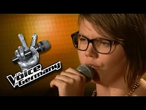 AnnenMayKantereit - Barfuß Am Klavier | Anna-Lena Schäfer | The Voice of Germany 2016 | Audition