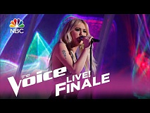 The Voice 2017 Chloe Kohanski - Finale: