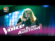 The Voice 2017 Blind Audition - Adam Pearce: