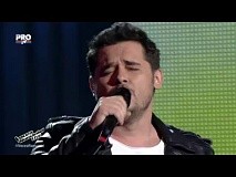 Mihai Rait-With a little help from my friends(Joe Cocker)-Vocea Romaniei 2015-LIVE 3- Ed. 13-Sezon5