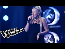 "Oliwia ""Lori"" Lachnik– ""Lovin' You"" - Przesłuchania w Ciemno - The Voice of Poland 8"