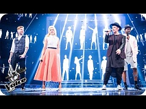 The Coaches perform Get On Up, You've Got The Love AND A Whole Lotta Love - The Voice UK 2016