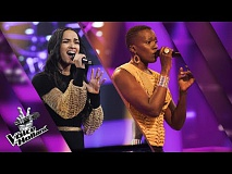 Lara Mallo vs. Silayio – Scared To Be Lonely | The voice of Holland | The Battle | Seizoen 8