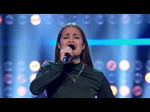 Kaja Rode - Listen (The Voice Norge 2017)