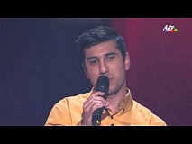 Aghamehdi Mirzayev - İ Play For You | Blind Audition | The Voice of Azerbaijan 2015