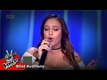 The Voice of Greece | Χριστιάνα Σιόκα | 1o Blind Audition