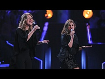 "The Voice of Poland VI - Natalia Kowalska vs. Karolina Leszko - ""Next to Me"""