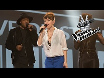 Jennie Lena – Locked Out Of Heaven (The voice of Holland 2016 | Liveshow 4)