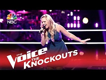 The Voice 2015 Knockout - Morgan Frazier: