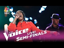 The Voice 2017 Keisha Renee - Semifinals: