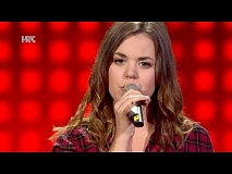 "Lara Demarin: ""Price Tag"" - The Voice of Croatia - Season2 - Blind Auditions4"