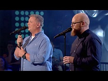 Lars Sollie & Olaves Fiskum - The Boy With The Bubblegun (The Voice Norge 2017)