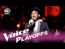 The Voice 2017 Jon Mero - The Playoffs: