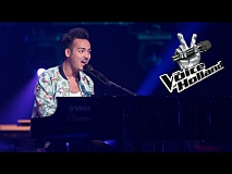 Kelvin Muïs - Wake Me Up (The Blind Auditions | The voice of Holland 2015)