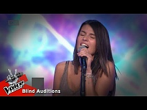 The Voice of Greece | Μυρτώ Πάσχου | 3o Blind Audition