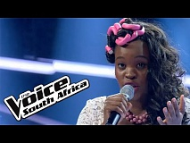 Sofaya sings 'One Night Only'  | The Blind Auditions | The Voice South Africa 2016