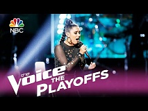 The Voice 2017 Hannah Mrozak - The Playoffs: