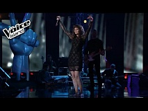 Valborg - Glorybox | The Voice Iceland 2015 | Semi-finals