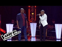 Sibulele Miti and Tshegofatso sing 'Eternal Flame' | The Battles | The Voice SA 2016
