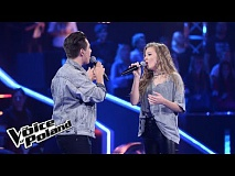 "Kamila Kiecoń vs Mateusz Wiśniewski - ""Don't Dream It's Over""  - The Voice of Poland 8"