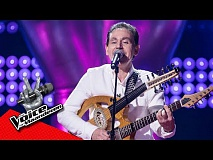 Nabil zingt 'Nour El Ain' | Blind Audition | The Voice van Vlaanderen | VTM