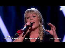 Elise Nærø - Think Before I Talk (The Voice Norge 2017)