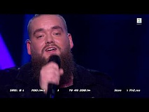 Thomas Løseth - Let Me Hold You (The Voice Norge 2017)