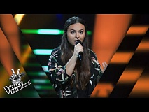 Noor Akarriou – One More Night | The voice of Holland | The Blind Auditions | Seizoen 8