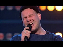 Abel Eitland - Chandelier (The Voice Norge 2017)