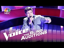 The Voice 2017 Blind Audition - Jeremiah Miller: