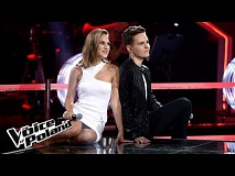 "Małgorzata Hodurek vs Artur Wołk-Lewanowicz - ""Everything Has Changed"" - The Voice of Poland 8"