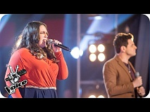 Vangelis Vs Melissa Cavanagh: Battle Performance - The Voice UK 2016 - BBC One